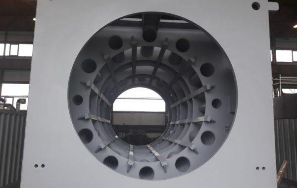 Stator generátoru