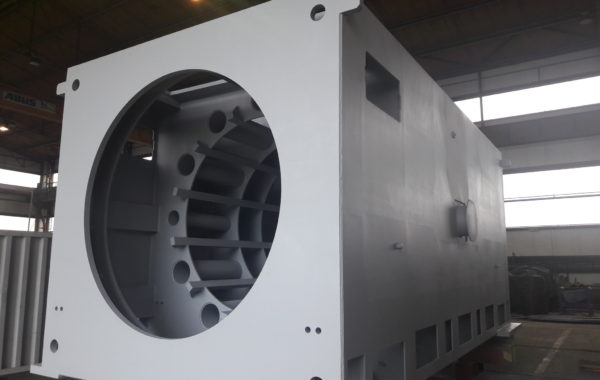 Generator stator